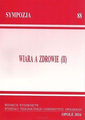 Obrazek WIARA A ZDROWIE II. Sym nr 88